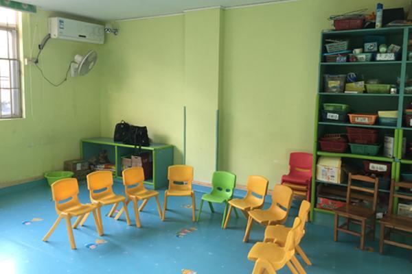 巴乐园独立主题课室